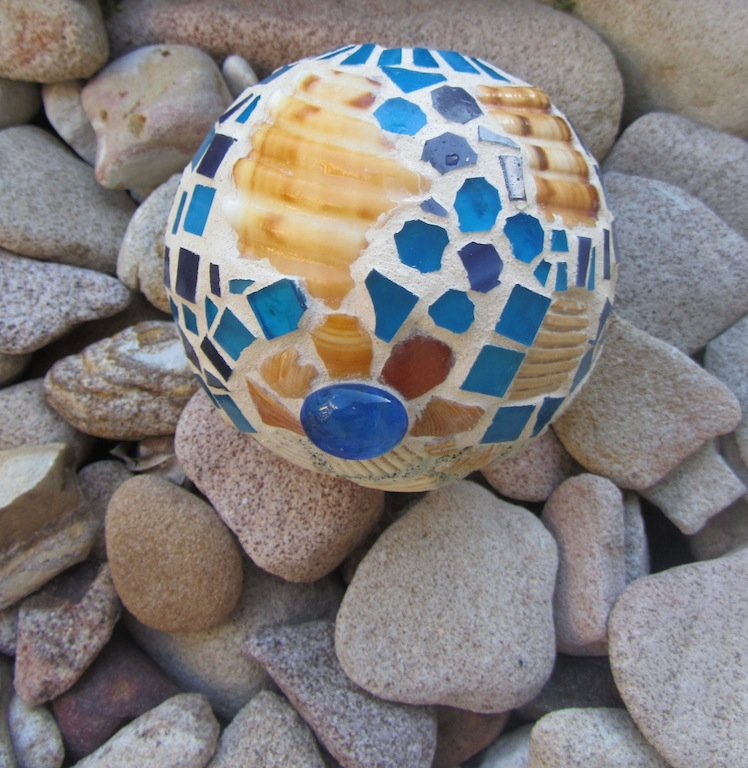 Mosaic Garden Decoration IMG_2437