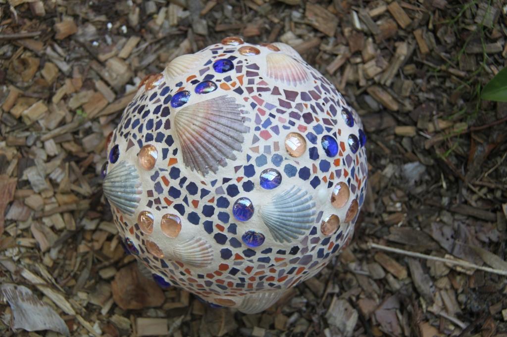 Mosaic Garden Decoration IMG_5568