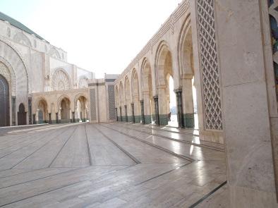 Hassan II Mosque Casa Blanca