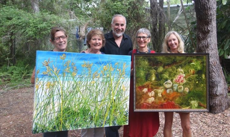 Finalists Brisbane Rotary Art Spectacular 2017