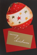 Collage Christmas Card