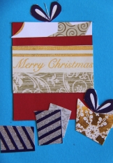Collage Christmas Card2