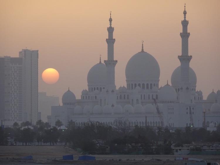 Abu Dharbi Mosque