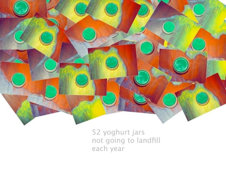 Yoghurt jars 1