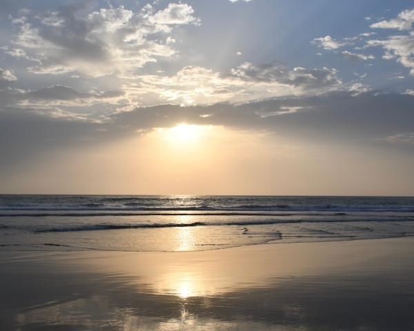 Marcus Beach Sunrise
