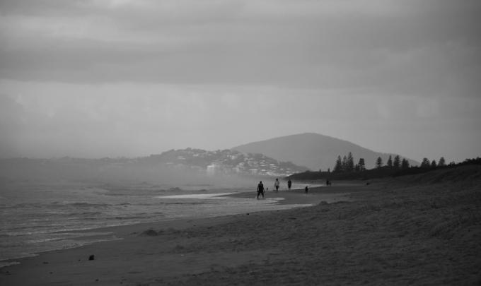 Marcus Beach , Mt Coolum